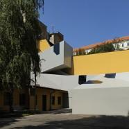 Centro de Danza in Zagreb – 3LHD – Croatia