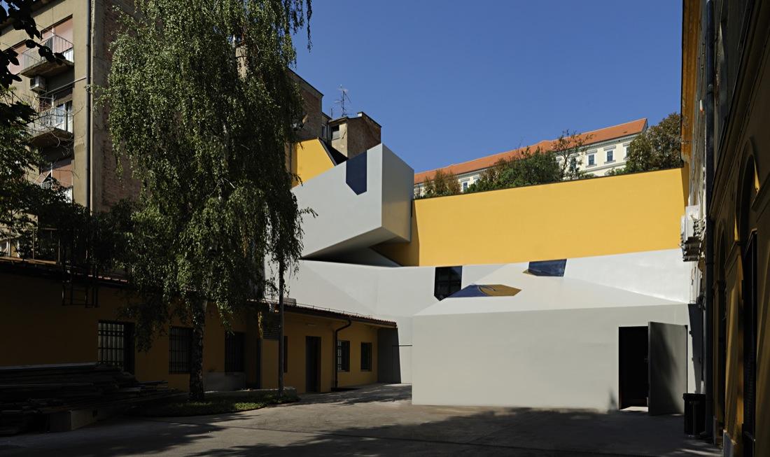 Centro de Danza Sarajevo - 3LHD - Bosnia y Herzegovina