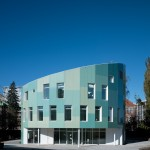 Edificio de Facultad Green - Christensen & Co Arkitekter - Dinamarca
