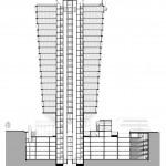 Cruz del Sur Building - Izquierdo Lehmann - Chile