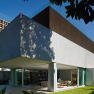 Sumaré House – Isay Weinfeld – Brasil