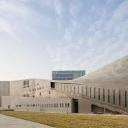 Nanjing Performing Arts Center –   Preston Scott Cohen – China
