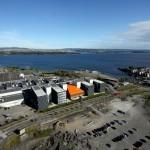 IT-Fornebu Portal building  - A-Lab - Noruega