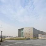 Nanjing Performing Arts Center -   Preston Scott Cohen - China