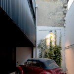 Big Black House  - FABREdeMARIEN architectes - Francia