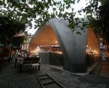 Mercado en Besiktas – GAD – Turquía