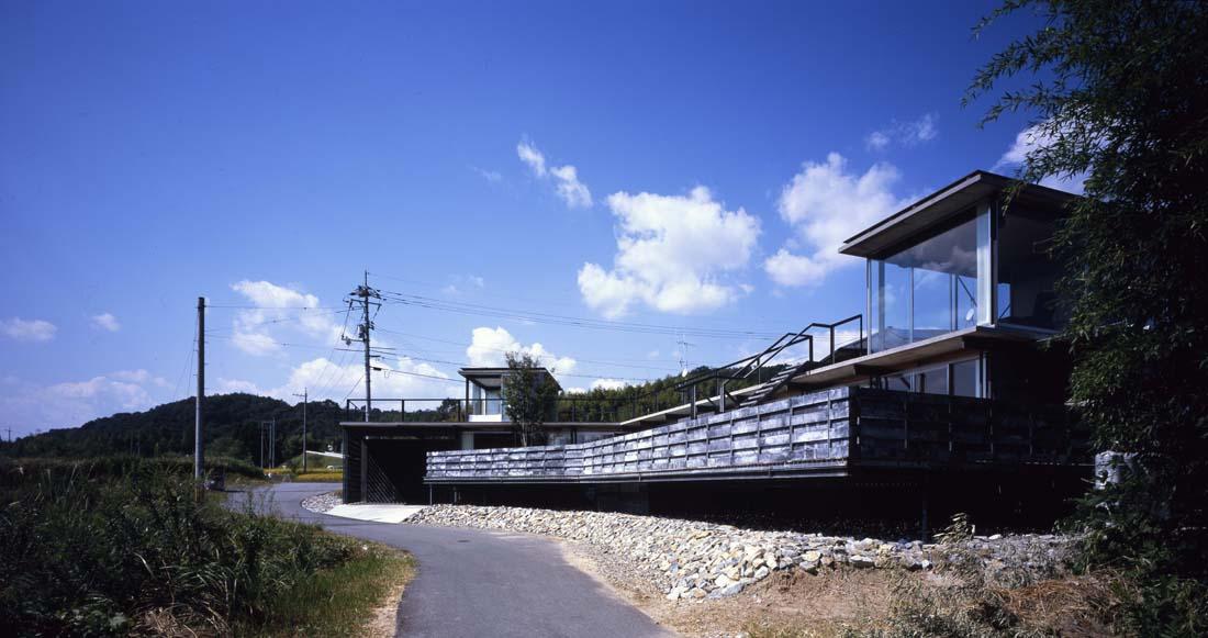 Hover House  - naf architect & design - Japón