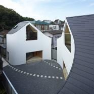 A House Made of Two – naf architect & design – Japón