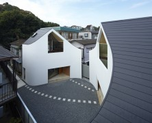 A House Made of Two – naf architect & design – Japón