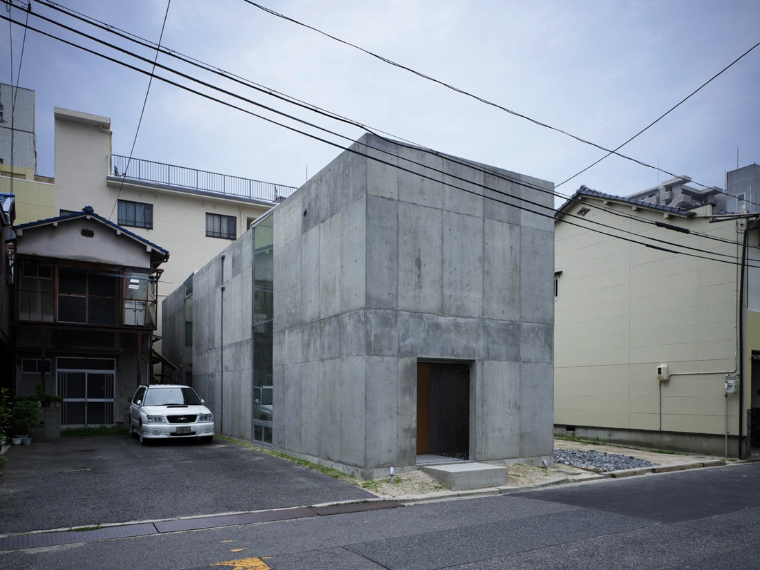 House in Koamicho - Suppose Design Office - Japón