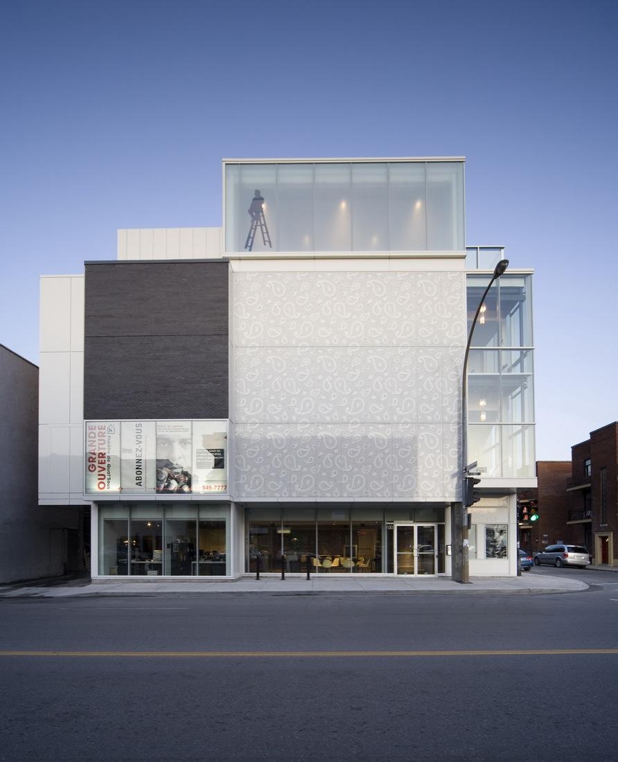 Théâtre de Quat'sous  - FABG - Canadá