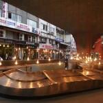 Mercado en Besiktas - GAD – Turquía