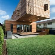 The Trojan House  Jackson – Clements Burrows Architect – Australia
