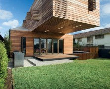 The Trojan House  Jackson – Clements Burrows Architect – Australia