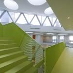 Vitus Bering Innovation  - Park  C. F. Møller Architects - Dinamarca
