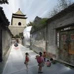 Beijing Hutong Bubble – MAD - China