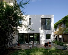 Maison 51 – FABREdeMARIEN architectes – Francia