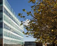 Vitus Bering Innovation  – Park  C. F. Møller Architects – Dinamarca