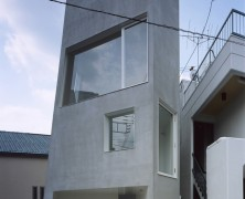 House in Matsubara – Ken'ichi Otani Architects – Japón