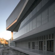 New Acropolis Museum – Bernard Tschumi Architects – Grecia