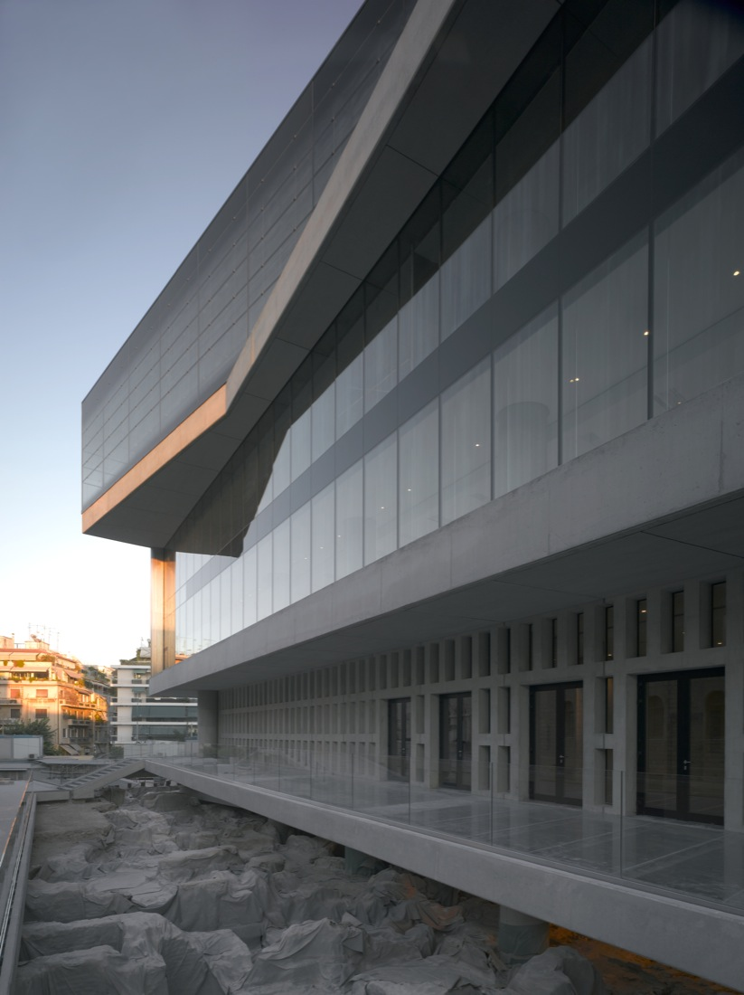 New Acropolis Museum - Bernard Tschumi Architects - Grecia
