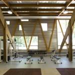 Gymnase CREPS - Laurens & Loustau Architectes - Francia