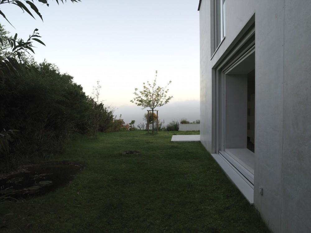 K+N Residence - Valerio Olgiati - Suiza