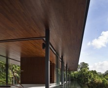 Water-Cooled House – Wallflower Architecture + Design -Singapur
