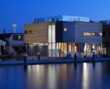Lake Union Floating Home – Vandeventer + Carlander Architects – US