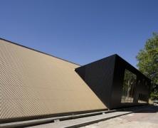 Gymnase CREPS – Laurens & Loustau Architectes – Francia