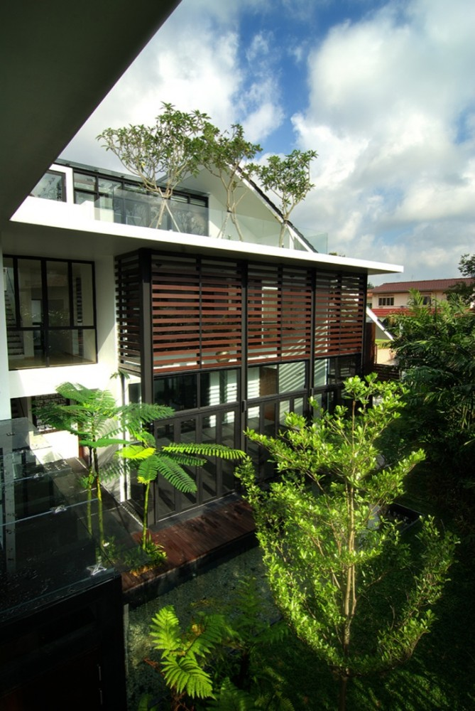 Jalan Merlimau - Aamer Architects -Singapur