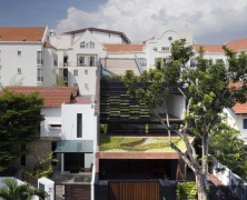 Maximum Garden House – Formwerkz Architects – Singapur