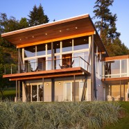 Vashon Cabin – Vandeventer + Carlander Architects – US