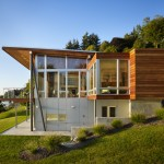 Vashon Cabin - Vandeventer + Carlander Architects - US