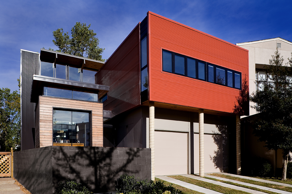 Orange House - archimania - US