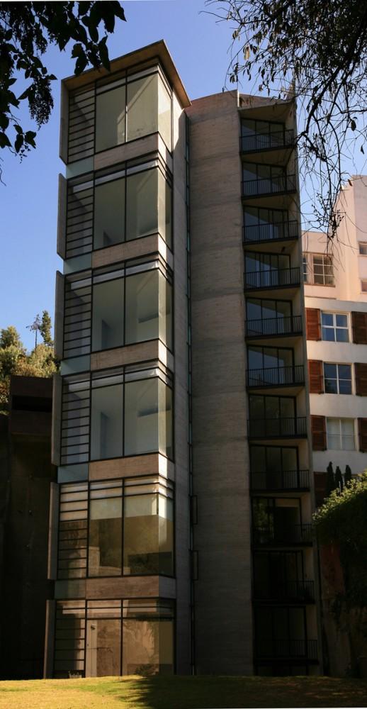 Canelos 59 Building - Garduño Arquitectos - México