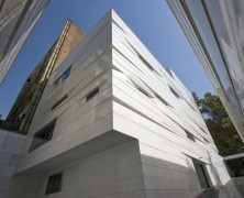 Edificio Comercial y Oficinas – Abbas Riahi Fard-Farinaz Razavi Nikoo – Iran
