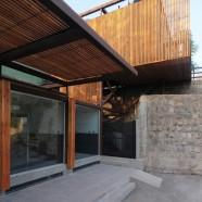 Enfermería Zoológico – Carreño Sartori Arquitectos – Chile