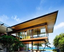 Fish House – Guz Architects – Singapur