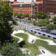 Jardín O'Donnell – Estudio Caballero Colón – España
