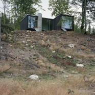 Refugio en el Bosque – Petra Gipp Arkitektur – Suecia