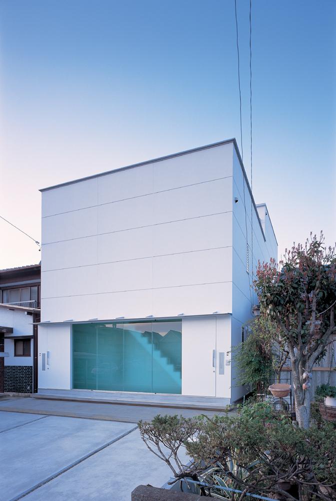 GAPs - NRM-Architects Office -Japón