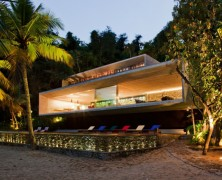 Paraty House –  Marcio Kogan – Brasil
