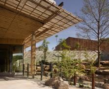 Adelaide Zoo Hogar para Pandas – Hassell – Australia