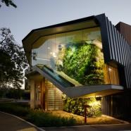 Adelaide Zoo Entrada Principal – Hassell – Australia