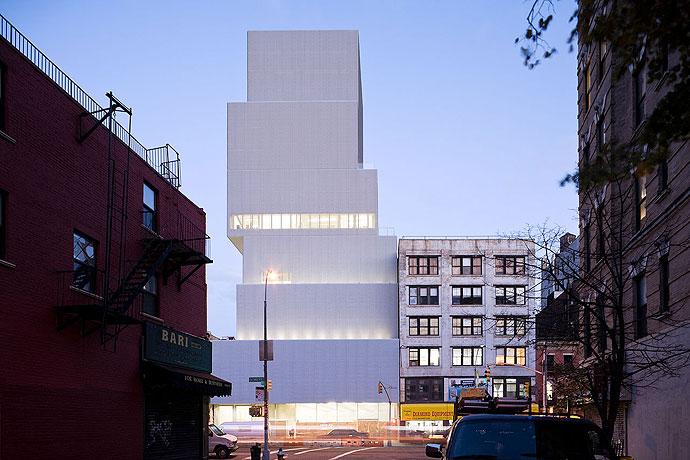 New Art Museum - SANAA - US