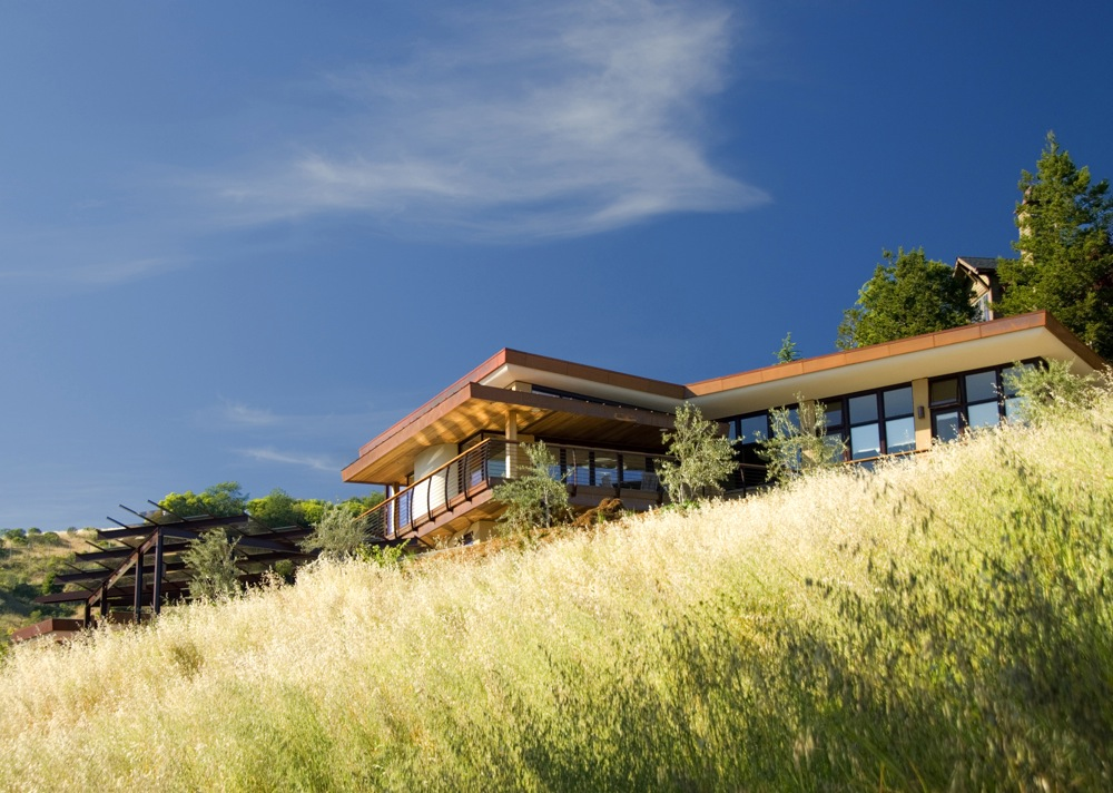Mill Valley Hillside - McGlashan Architecture - US