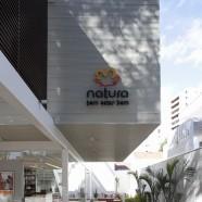 Natura House –  Epigram + Forte, Gimenes & Marcondes Ferraz Arquitetos – Brasil