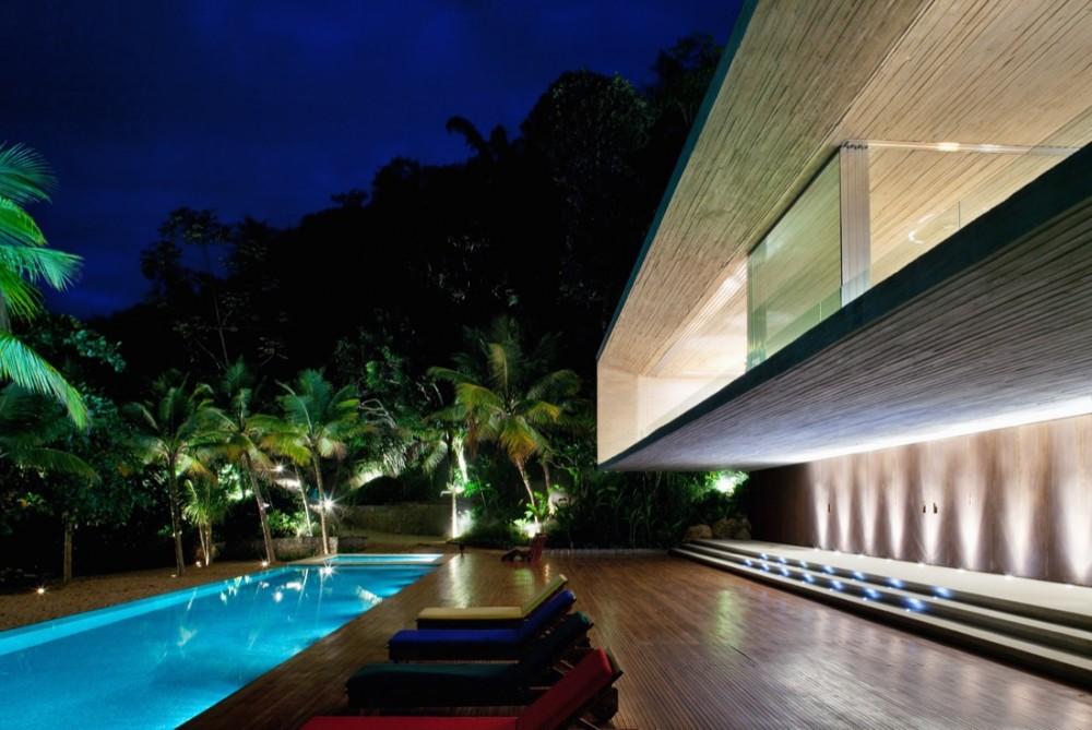 Paraty House Marcio Kogan Brasil Simbiosis News