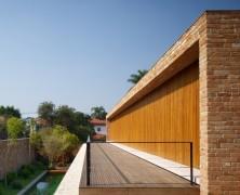 Brick House – Marcio Kogan – Brasil